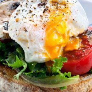 10 Корисних сніданків з високим вмістом білка