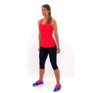 10 Присідань і 10 вправ в день для красивих ніг і сідниць
