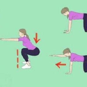6 Простих вправ для повної трансформації тіла всього за 4 тижні!