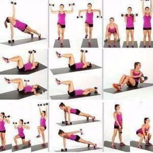 9 Вправ для схуднення