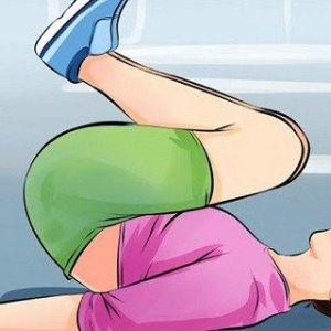 9 Вправи для спалювання жиру на животі за 14 днів