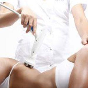 Апаратний антицелюлітний масаж