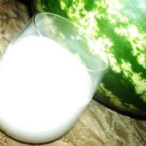 Кавуново-дієта кефіру