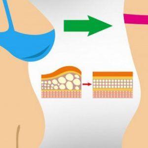 Завдяки цій супертреніровке жир на животі і боках буквально тане!