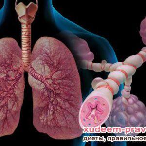 Бронхіальна астма та комп`ютерна томографія легенів
