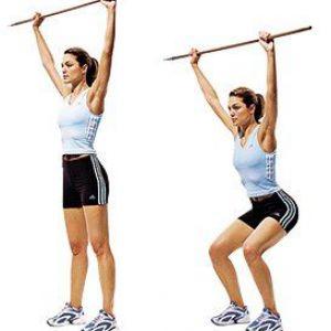 Швидка фітнес-програма для сідничних м`язів