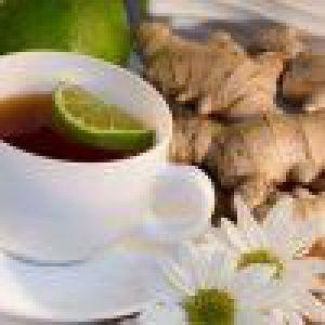 Чай для схуднення з імбиром