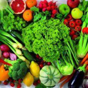 Чотири головних овоча, що спалюють жир