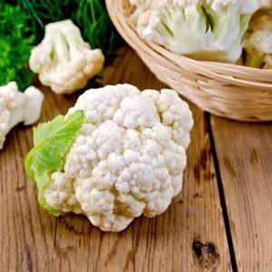 Цвітна капуста: калорійність на 100 грам, склад, користь