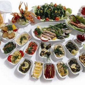 Дієта 1200 калорій: щоденне зразкове меню