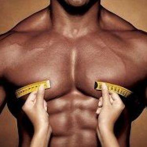 Дієта для набору м`язової маси