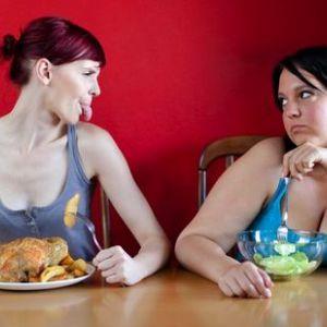 Дієта для набору ваги:   рекомендації і особливе меню дівчині