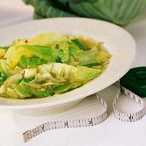 Дієта для схуднення за допомогою капустяного супу