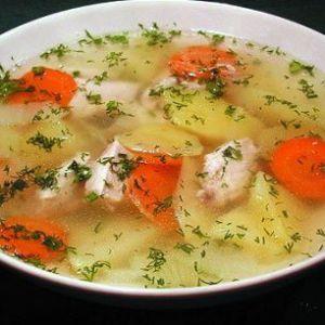 Дієтичні супи для схуднення. Рецепти до 150 ккал