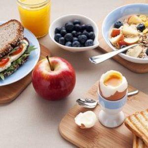 Дієтичний сніданок