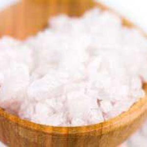 Домашні обгортання з сіллю
