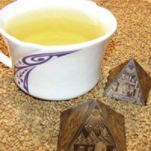 Єгипетський чай для схуднення