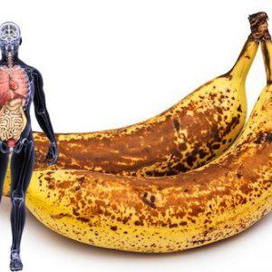 Якщо ви будете вживати щодня 2 банана протягом місяця, ось що станеться з вашим тілом!
