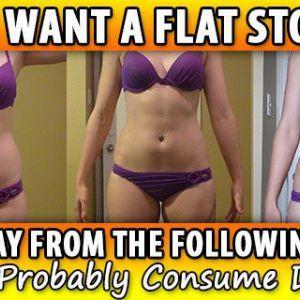 Якщо ви хочете мати плоский живіт, варто уникати наступних 6 продуктів щодня