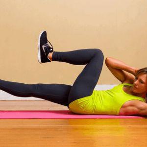 Гімнастика від жиру на животі. Що допоможе прибрати живіт і боки?