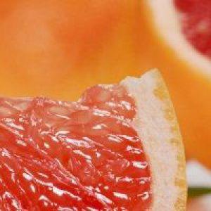 Грейпфрутова дієта для схуднення