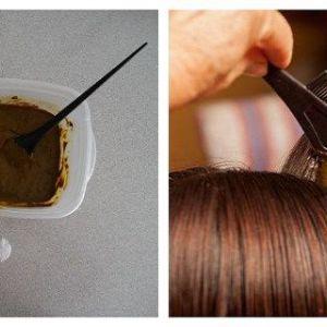 Хімічні речовини в фарбах для волосся викликають рак! Використовуйте замість них кави!