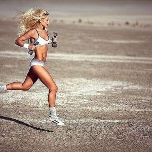 Хочеш бути сильним - бігай, хочеш бути красивим - бігай, хочеш бути розумним - бігай