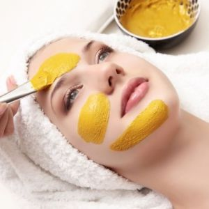 Індійська «золота маска» - секрет красивої і здорової шкіри!