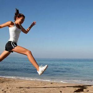 Інтервальний біг для схуднення і спалювання жиру - тренування