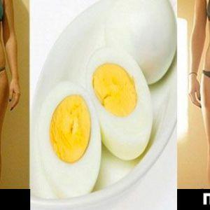Неймовірна, яєчна дієта! Скинула 3 кг всього за 3 дні!
