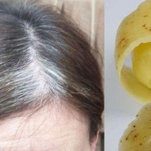 Позбавтеся від сивого волосся за допомогою одного інгредієнта!
