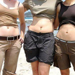 Правильний масаж для схуднення живота і боків