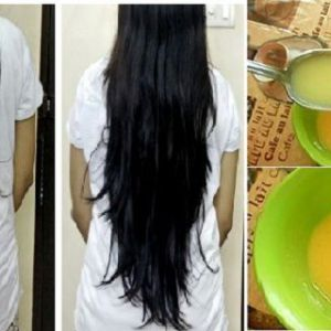 Цей саморобний бальзам стимулює ріст волосся і додає їм блиск вже після 2-х тижнів використання!