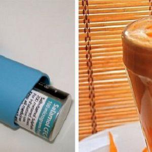 Цей сік може допомогти зупинити напади астми!