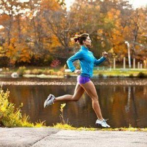 Як і скільки бігати, щоб прибрати живіт, спалювати на ньому жир?
