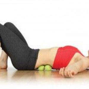 Як позбутися від болю в спині за допомогою тенісного м`яча