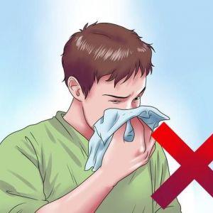 Як позбутися від нежиті і закладеного носа за 1 хвилину
