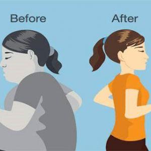 Як почати, якщо у вас є 25 кг зайвої ваги?