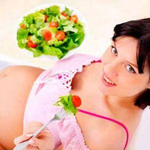 Як не поправитися під час вагітності?