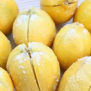 Як він втратив 11 кг завдяки цій незвичайній лимонної дієті всього за 2 тижні!