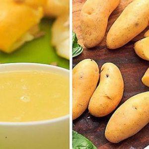 Як пити картопляний сік для схуднення