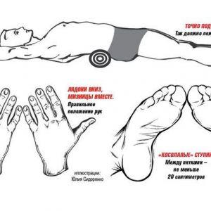 Як прибрати живіт і випрямити спину? Мінус 4 см за 5 хвилин в день!