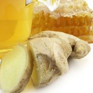 Як вживати імбир з медом для схуднення