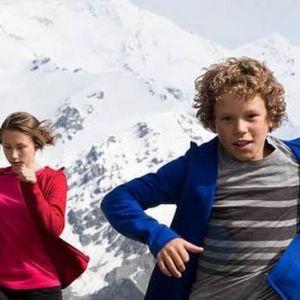 Як вибрати термобілизну для дитини на зиму оглядова стаття