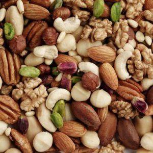 Калорійність різних видів горіхів на 100 грам. Скільки калорій в 1 горісі?