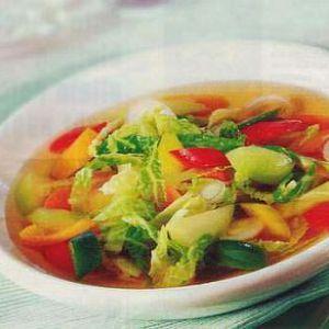 Капустяний суп для схуднення