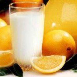 Кефіру лимонна дієта