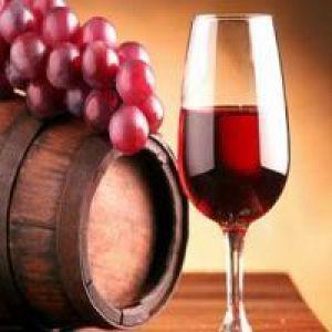Червоне вино допоможе схуднути