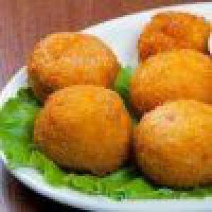 Крокети з сиру з картоплею