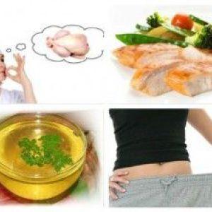 Куряча дієта - меню, відгуки, особливості